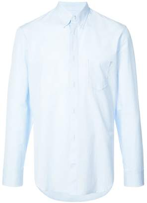 Maison Margiela classic long-sleeve fitted shirt