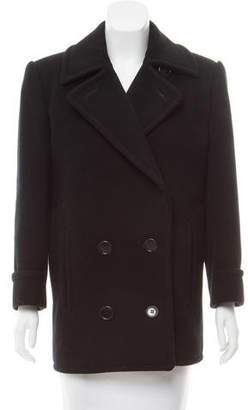 Calvin Klein Structured Double Breasted Coat