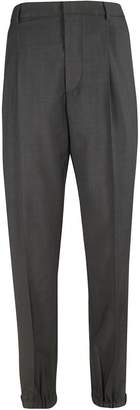 Prada Fitted Trousers
