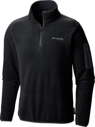 Columbia Titanium Titan Pass 1.0 Half Zip Fleece Jacket - Men's