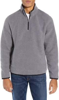 Nordstrom Quarter Zip Fleece Pullover