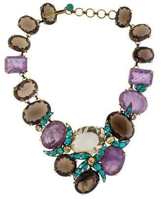 Iradj Moini Multistone Collar Necklace