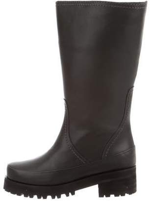 Schumacher Leather Riding Boots
