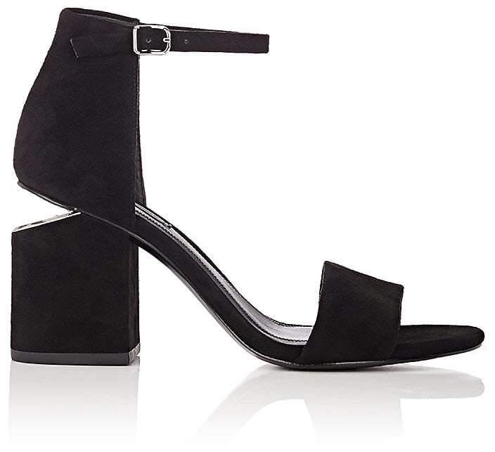 Alexander Wang Women's Abby Suede Sandals
