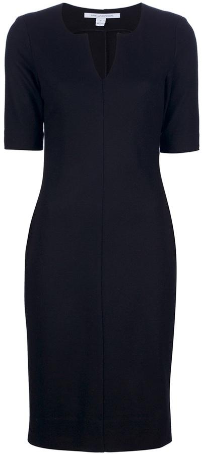 Diane von Furstenberg Round v-neck dress