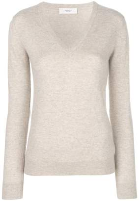 Pringle V-neck fitted sweater