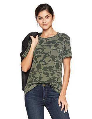 Lucky Brand Women's Pocket TEE