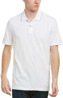 Ike Behar Ike By Pique Polo Shirt