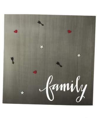 PRIMITIVES BY KATHY Family Metal Magnet Board
