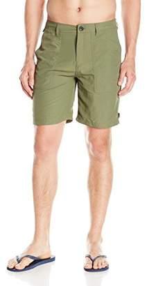 Quiksilver Men's Tactics Amphibian 19 Hybrid Shorts