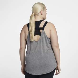 Nike Breathe Elastika (Plus Size) Women's Training Tank