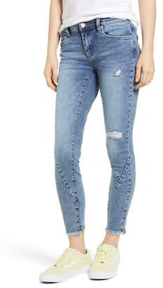 Blank NYC BLANKNYC Denim The Reade Seam Detail Skinny Jeans (Burn Notice)