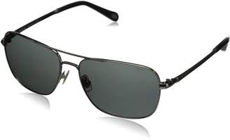 Fossil FOS2001PS Polarized Rectangular Sunglasses