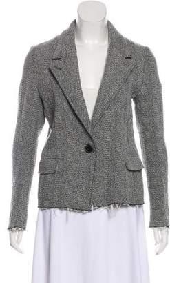 Etoile Isabel Marant Herringbone Casual Jacket