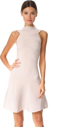 Cushnie Et Ochs Sleeveless Dress with Collar $1,195 thestylecure.com