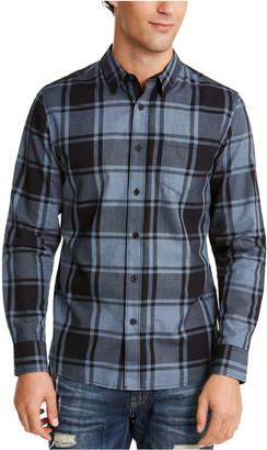 American Rag Men Jonny Plaid Shirt
