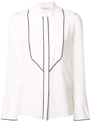 Schumacher Dorothee button bib shirt