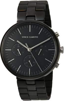 Vince Camuto Men's VC/1098BKTB Multi-Function Dial Bracelet Watch