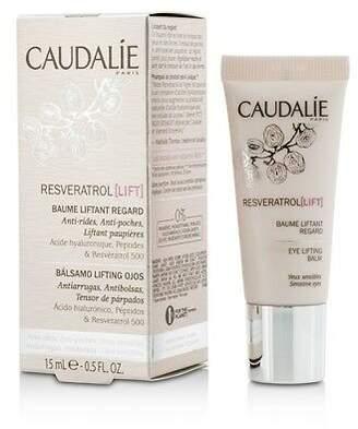 CAUDALIE NEW Resveratrol Lift Eye Lifting Balm 15ml Womens Skin Care
