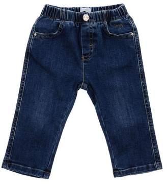 Il Gufo Denim trousers