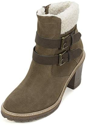 White Mountain Women's Joker Ankle Bootie