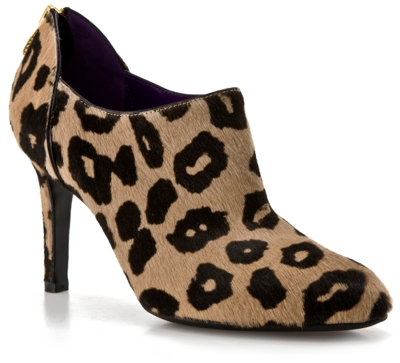 Sergio Rossi Cheetah Bootie