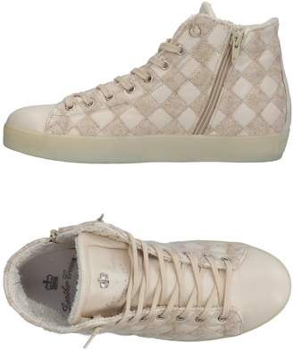 Leather Crown High-tops & sneakers - Item 11258888GL