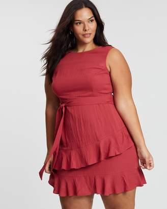 ICONIC EXCLUSIVE - Kalina Sleeveless Dress
