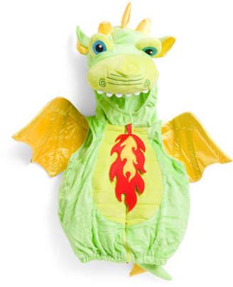Baby Fire Dragon Bubble Costume