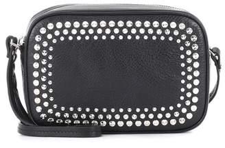 Alexander McQueen Studded leather crossbody bag