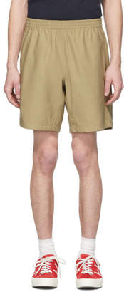 paa Khaki Sateen Shorts