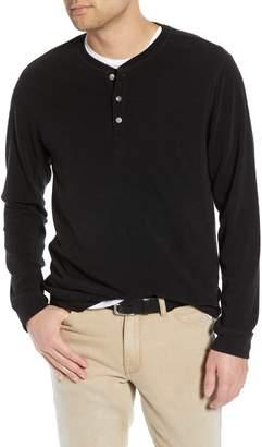Treasure & Bond Slim Fit Henley Shirt