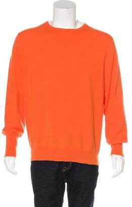 Kiton Cashmere Crew Neck Sweater
