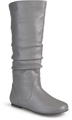 Journee Collection Jayne Wide Calf Slouch Boots