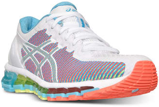 Asics Women's GEL-Quantum 360 - 2 Running Sneakers from Finish Line $170 thestylecure.com