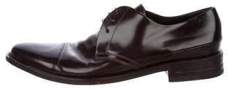 Christian Dior Cap-Toe Derby Shoes