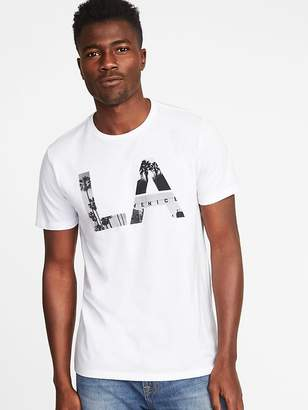 Old Navy Los Angeles Graphic Tee for Men