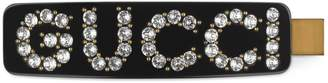 Gucci Crystal single hair clip