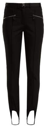 Toni Sailer - Ava Stirrup Trousers - Womens - Black