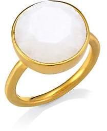 Dean Davidson Women's Core Knockout Rainbow Moonstone Ring