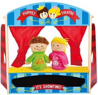 Hape Toys Puppet Playhouse