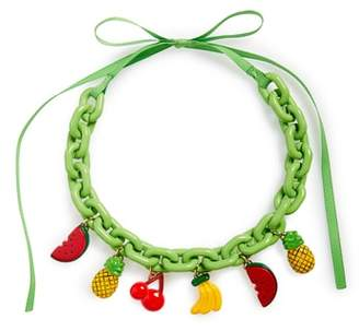 Cara Fruit Chain Necklace