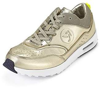 Zumba Athletic Footwear Women's Air Classic Fashion Dance Workout Shoes Max Impact Protection Sneaker
