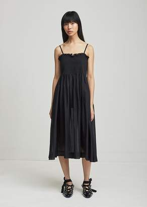 Molly Goddard Catherine Dress Black