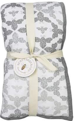 Burt's Bees Ombre Medallion Organic Reversible Baby Quilt