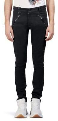 Alexander McQueen Casual Cotton Jeans