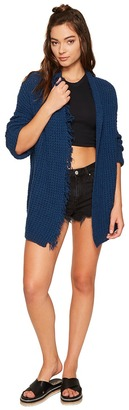 Free People - I'll Be Around Cardigan Women's Sweater $128 thestylecure.com