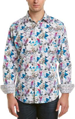 Robert Graham Classic Fit Flying Colors Woven Shirt