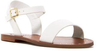 Steve Madden Rivvalls Open Toe Sandal $59.99 thestylecure.com