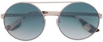 McQ Eyewear round framed sunglasses